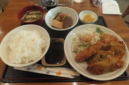 昼食メニュー 2